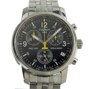 Genuine Tissot Men's Quartz Watch Chronograph