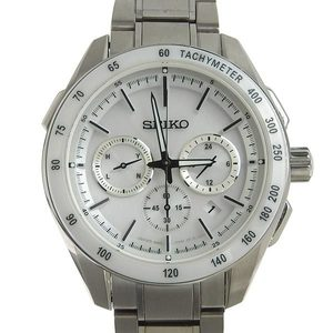 Genuine SEIKO Seiko BRIGHTZ Solar Men's Watch 8B82-0AP0