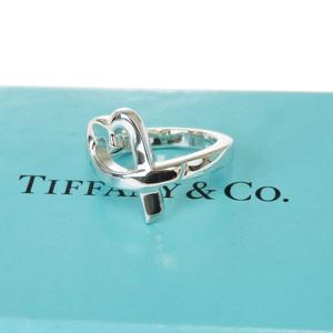 ティファニー(Tiffany) パロマピカソ サイズ4 スターリングシルバー925 指輪・リング シルバー