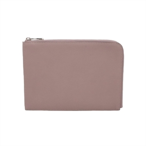 Louis Vuitton Pochette Jules PM Unisex Clutch Bag Taupe