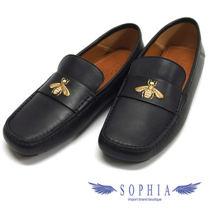 Gucci Driving Shoes Loafers B Soft Leather 20191119