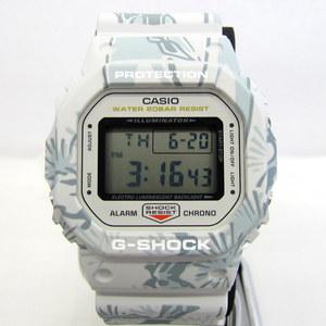 CASIO G-SHOCK DW-5600SLG-7JR Shichifukujin Fukuroson SHICHI-FUKU-JIN Speed Gray Total Pattern Cane Bag Pine Tree Fan Digital quartz Watch
