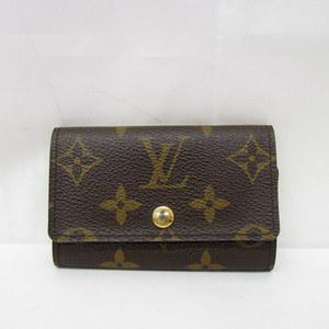 LOUIS VUITTON Louis Vuitton key case 6 series M62630 multicule monogram men's women's MADE IN FRANCE CT3152 12101425