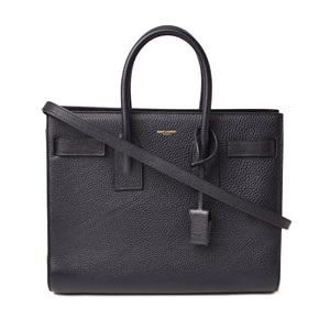 Saint Laurent Handbag Shoulder Bag SAINT LAURENT Classic Mini Sac De Jules Navy 355153 2way