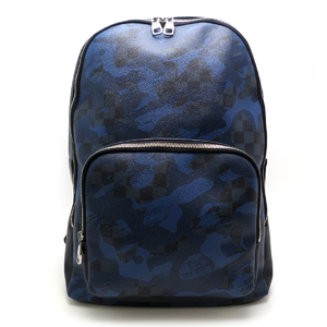 Louis Vuitton Andy Backpack Men's Daypack N41510 Damier Cobalt Camouflage DH50287
