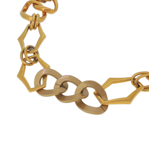 Prada Long Chain Ladies Necklace IAJC94 Metal