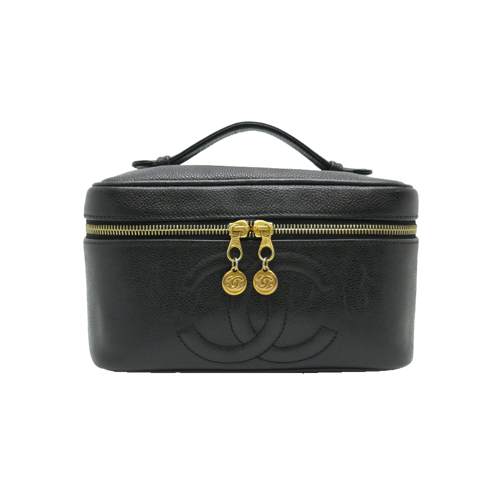 Chanel Makeup Bag Cosmetic Las