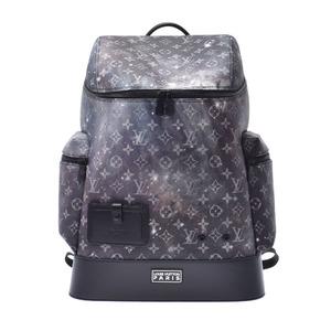 LOUIS VUITTON Louis Vuitton Monogram Cushi Alpha Backpack M44174 Unisex Daypack