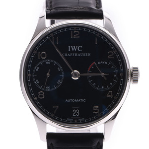 IWC Schaffhausen Automatic Stainless Steel Men's Watch