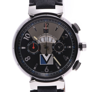 Louis Vuitton Tambour Automatic PVD Men's Watch