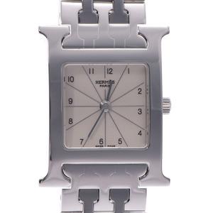 HERMES Hermes Ramsis HH1.210 Ladies SS watch quartz silver dial