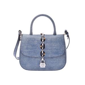 Louis Vuitton Epidenim Chain It PM Blue M54606 Ladies 2WAY Bag LOUIS VUITTON