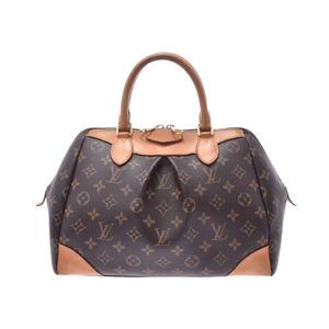 Louis Vuitton Monogram Segur Brown M41632 Ladies Genuine Leather 2WAY Handbag LOUIS VUITTON
