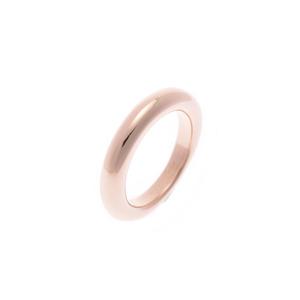 Cartier Ellips Ring # 50 Ladies YG 9.0g CARTIER