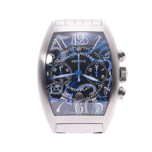 Franck Muller Casablanca Automatic Stainless Steel Men's Watch Camouflage chronograph