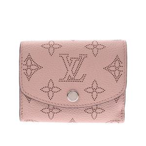 LOUIS VUITTON Louis Vuitton Mahina Portfoy Uiris XS Magnolia M67499 Ladies Leather Tri-fold Wallet