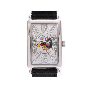 Franck Muller Long Island Automatic Stainless Steel Men's Watch Meridiano