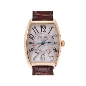 Franck Muller Automatic Yellow Gold Men's Watch Master calendar