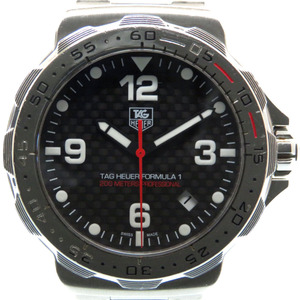 TAG Heuer Formula 1 WAH1115 Quartz Men's Watch Date 0021 HEUER