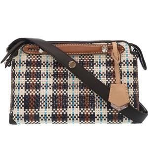Fendi By The Way 8BL124 A425 Shoulder Handbag 0175FENDI