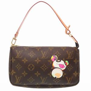 Louis Vuitton Monogram Panda Pochette Accessoir M51981 Handbag Bag Pouch LV 0103 LOUIS VUITTON Accessory