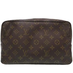 Louis Vuitton Monogram Truth Wallet 28 M47522 Second Bag Latch 0184LOUIS VUITTON