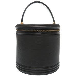 Louis Vuitton Epi Cannes Black M48032 Handbag Bag LV 0177 LOUIS VUITTON