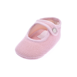Hermes Baby Unisex First Walking Shoes (Pink)