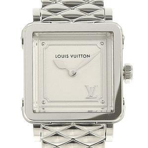 Louis vuitton LOUIS VUITTON amplies PM ladies quartz watch Q32M0C