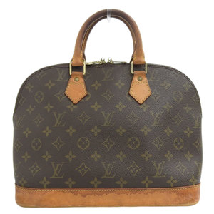 Louis Vuitton Monogram Alma Hand bag M51130 BA1907