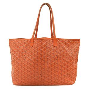Goyard Saint Louis PM Tote bag Orange
