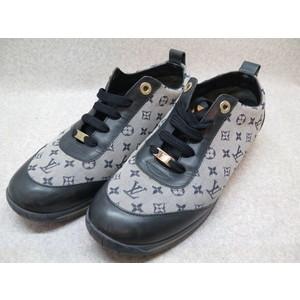 Louis Vuitton Monogram Women's Sneakers (Monogram) Monogram mini sneakers