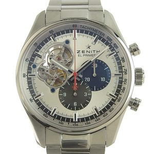 ZENITH El Primero Chronomaster Open 1969 Self-winding Watch 03 2040 4061