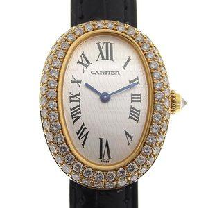 CARTIER Baignoire SM Ladies Quartz Watch