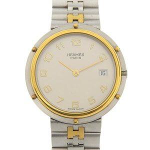 HERMES Olympia Mensquartz watch