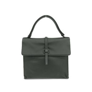 LOEWE Loewe anagram handbag vintage leather green moss 20190308