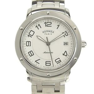 HERMES clipper classic men's self-winding automatic watch CP2.810