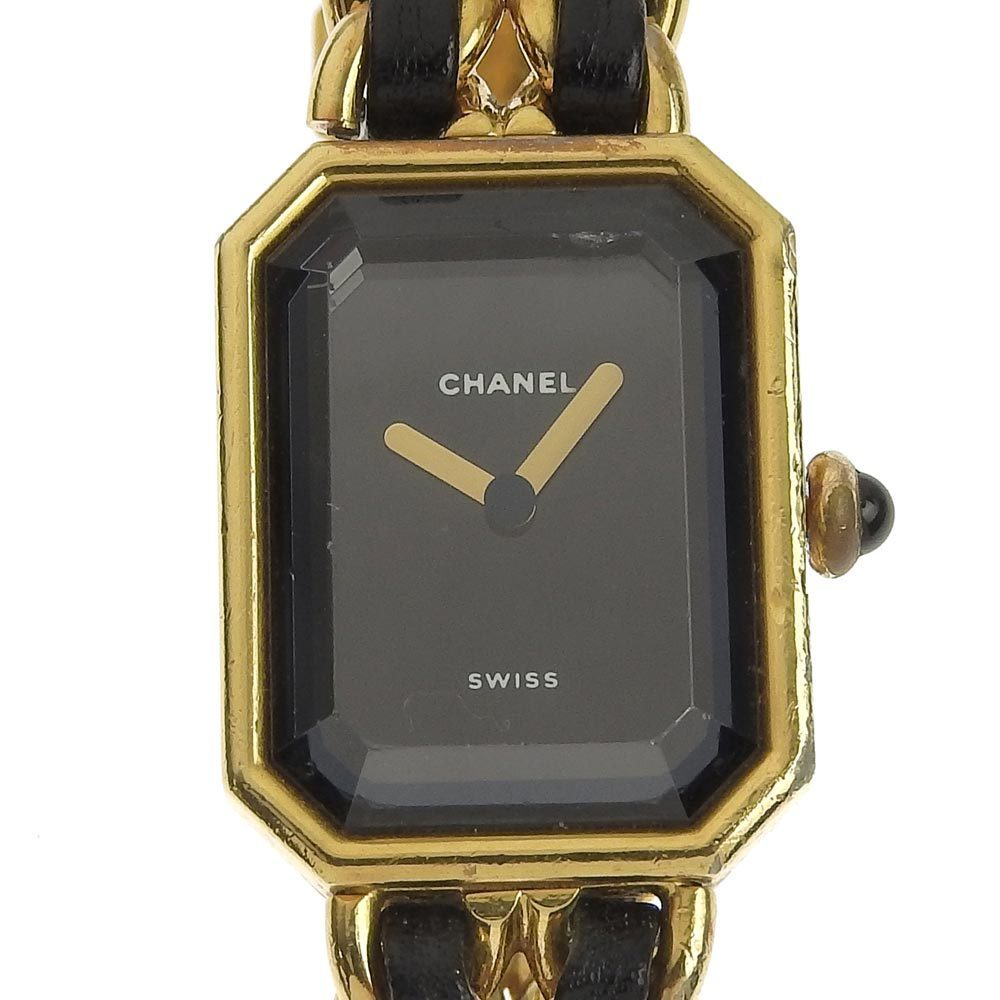 Chanel premiere medium size ladies quartz watch