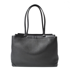 Goyal Tote Bag GOYARD Belcious PM All Leather Black