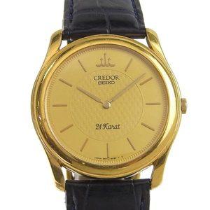 SEIKOCredor K24 Mens quartz watch 9570-6080