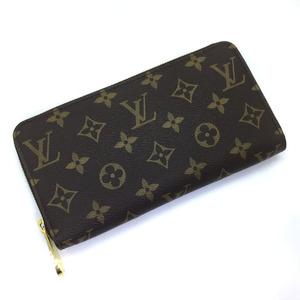 Louis Vuitton Zippy Wallet Round Zipper Long M41894 Monogram Canvas Ladies LOUIS VUITTON K81101790 PD3