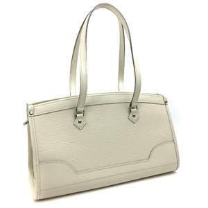 Louis Vuitton Madeleine PM Ivoire Shoulder Bag M5933J Epi White Ladies LOUIS VUITTON K90823382 PD2
