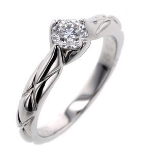 Chanel Matrasse 1P Diamond About 0.25ct Ring J2832 Platinum PT950 4.5 Ladies CHANEL K90723967 PD2