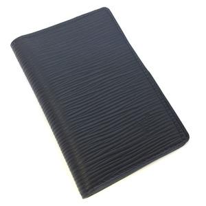 Louis Vuitton Card Case Organizer de Poche Epi Leather M60642 Noir Black Men's LOUIS VUITTON K90923460 PD1