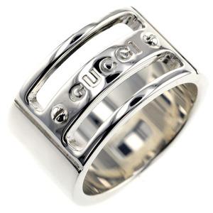 Gucci I Logo Screw Ring / Silver 925 No. 13 Men's GUCCI K90823636 PD1