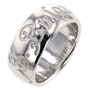 Bulgari Save the Children Charity Ring / Silver 925 No. 10 Ladies BVLGARI K90923492