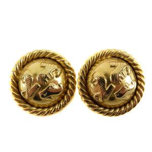 Salvatore Ferragamo GP Ladies Earrings
