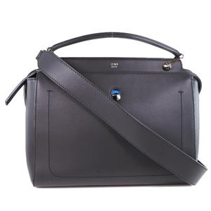Fendi dot com 2WAY shoulder 8BN293 calf ladies handbag