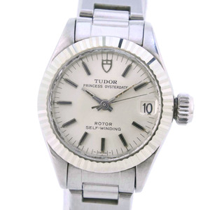 TUDOR Princess Oyster 7592 4 Stainless Steel Automatic Ladies Watch