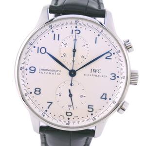 IWC Portugieser Chronograph Steel Automatic Watch IW371417